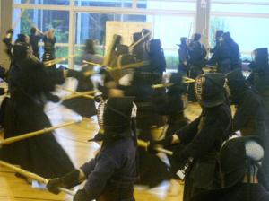 Kendo armures championnats de France 2009