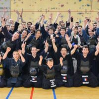 Un grand moment de partage : le stage de Bourges avec l'équipe de France