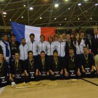 Championnats d'Europe : la très belle moisson de l'équipe de France à Budapest