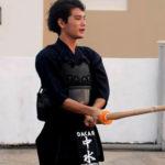 Portrait: Tomoyuki Nakamizu, l'implantation du kendo au Sénégal