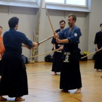 Kendo no kata : initiation et perfectionnement